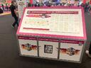 ISA Sign Expo 2019 Floor Map and Exhibitor List designed by ATAK