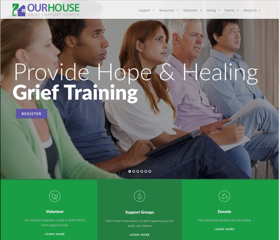 Provide hope and healing
