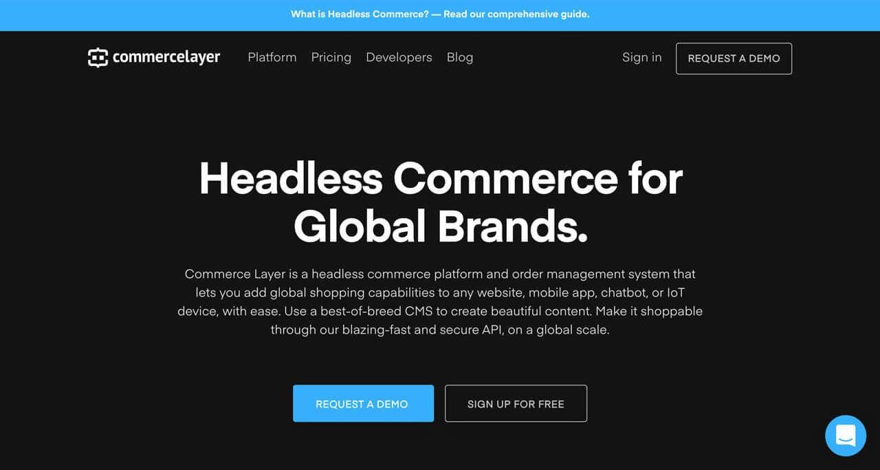 Commerce Layer