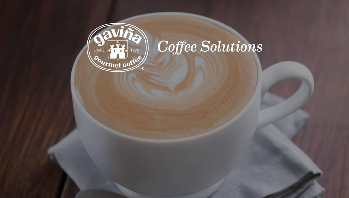 Gaviña Coffee Solutions