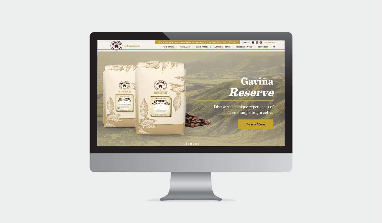Gavina Homepage