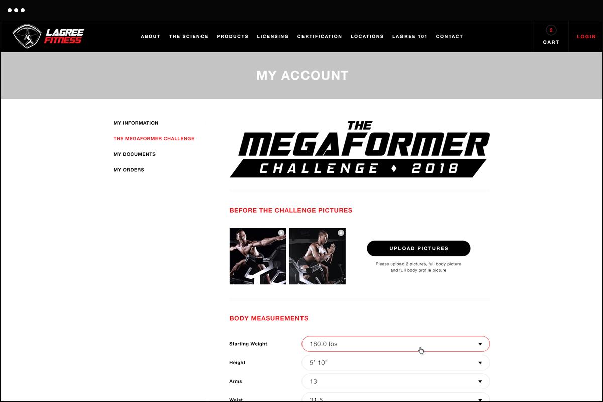 Megaformer Challenge