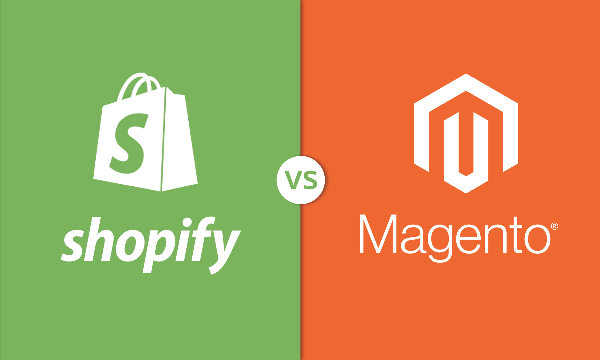 Magento vs. Shopify: Our Complete Guide to E-Commerce Platforms in 2019