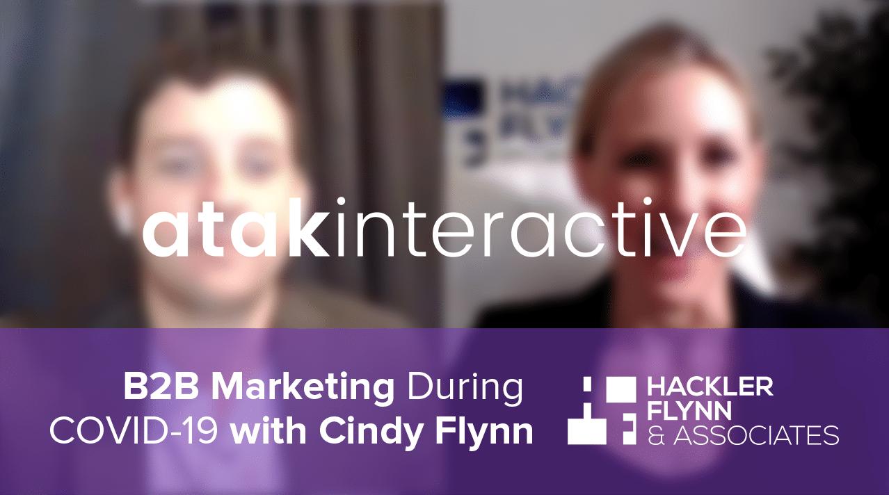 B2B Marketing During COVID-19: Cindy Flynn
