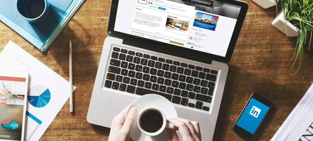 How to Optimize Your Company LinkedIn Page in 40 Minutes (or Less!)